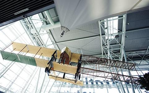 Terminal Interiors
