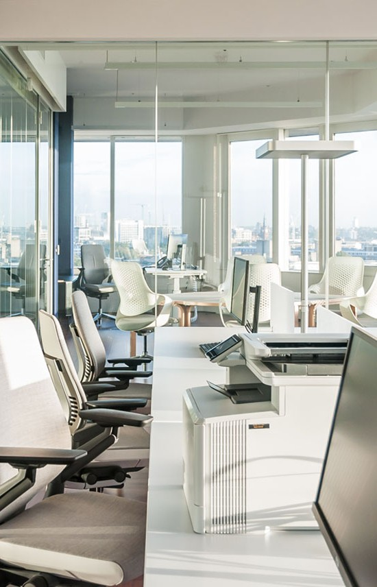 KCK London Offices